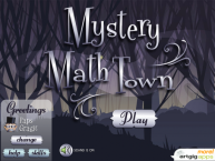 Mystery Math Town - One of my favorites!