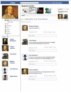 Dan Jones' Facebook Page Template