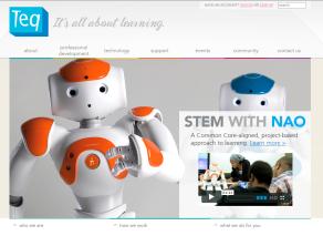 Teq Homepage